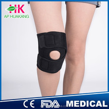 Neoprene Custom Knee Pads For Football with CE & FDA Certificate (direct factory)