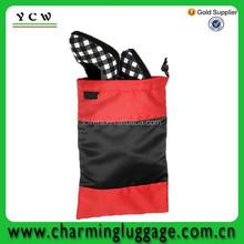 drawstring shoe bag wholesale nylon drawstring bag