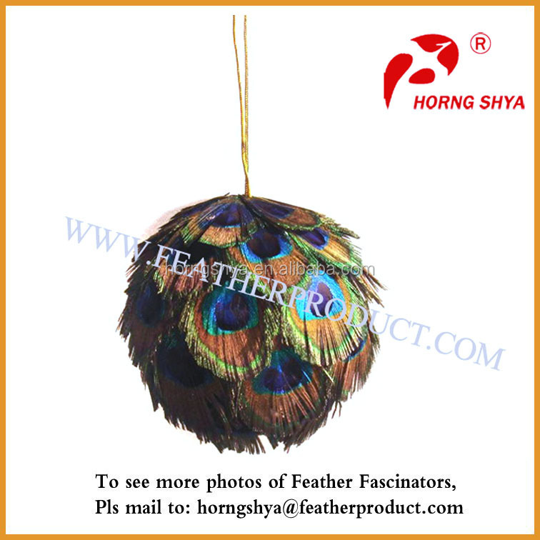 Christmas Party Decorative Peacock Feather Items Buy