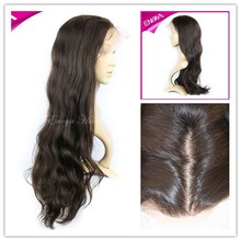 100% Unprocessed virgin human hair silk top lace wigs top selling