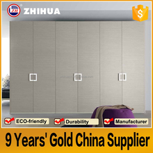 China Factory direct sale wardrobe laminate designs for bedroom