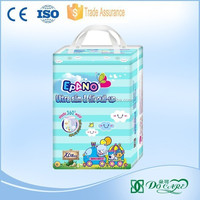 2015 Wholesale colored disposable baby diapers with high absorption