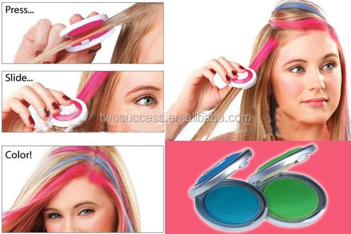 Dye powdery cake hair dye for Europe and the United States sell like hot