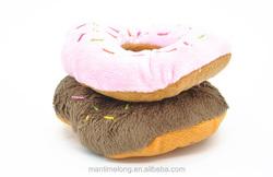 Practical Doughnut Shape doughnut pet toys for cats little pet shop toys