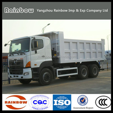 New Condition and Diesel Fuel HINO 700 Dump Truck