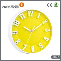 30cm Promotional Plastic Wall Clock