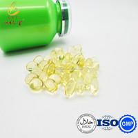 Vitamine E softgel capsule from manufature capsule