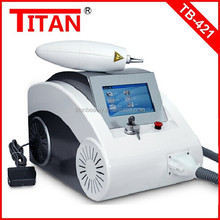New model 30% off q switch nd yag laser tattoo removal system