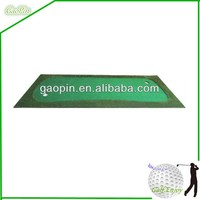 Good quality indoor outdoor mini golf putting green carprts