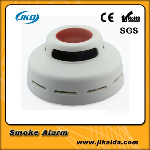wireless smoke detector sensor smoke fire alarm buy fire alarm sound fire. Black Bedroom Furniture Sets. Home Design Ideas