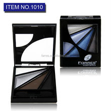 Farres 35 color eye shadow wholesale cosmetics private label manufacturers