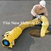 industrial ventilation air ducting, 300mm diameter fire retardant ducting for welding engineering