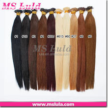 cute design can be dyed wholesale price ODM service light pink clip in hair extensions