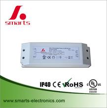 UL Approved IP40 30W 24v led dali dimming driver