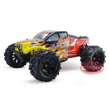RC Truck RC Battery Truck RC Car 1:10 Scale 4WD Brushless Ep Off-Road Truck