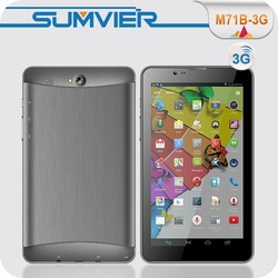 Hot Selling 3G Tablet Pc 7 Inch City Call Android Phone Tablet Pc