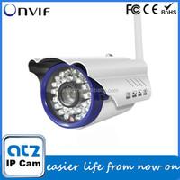 pnp plug&play industrial ip camera,outdoor waterproof survellience camera,H.264 HD box shape network camera