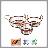 Opening Sale Best Price Top Quality Sundries Decoration Baskets For Offerings