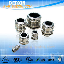 brass compression cable gland