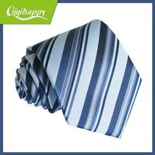 Classic style fashion hot sale high end for men design stripe mens neckties