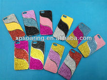 S style shining chrome case cover for iphone 5