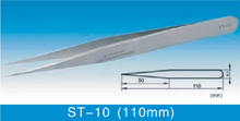 ST Series High Precision Stainless Steel Tweezers ST-10