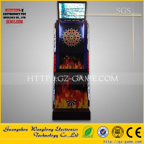 arcade dart board machine