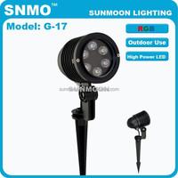 IP65 newest sensor low votage 12V 3w 6w 9w 12w gardeb light exterior lighting