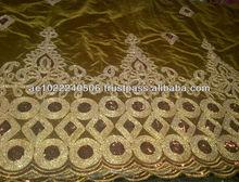 First Ladies Silk Lace George velvet