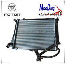 radiator tank assembly for foton alpha