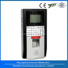 Best Metal Shell Waterproof F20 Fingerprint access controller / Biometric fingerprint access control
