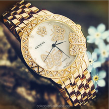 Top quality aliexpress China supplier Cokoo lady watch fashion wrist watch