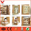China wholesale websites garment store wooden clothing display shelf