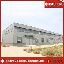 impact resistance steel metal custom home building prefab kit
