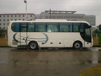 China New Model Coach Bus With 43 Seats For Sale