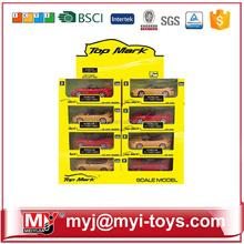 HJ019582 factory direct tool die cast car model