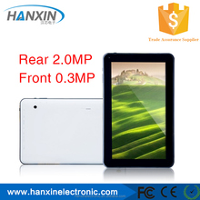 Cheapest Allwinner A33 Quad Core Android 4.4 512MB RAM 8GB ROM Dual Camera 10.1 Inch Tablet PC