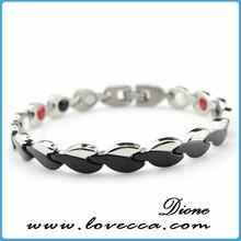 Hot Sale Design Energy Bracelet Stainless Steel Jewelry Sets,Fashion Bracelet for Men Women