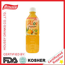 L--Houssy Aloe Vera Drink Mango Flavor