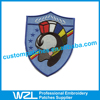 Cute Logo Badge brand for Children Arm Embroidery Patches and School logo