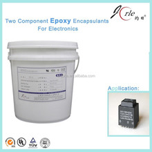 Epoxy RTV Curing Transformers accessories for car Potting Sealant
