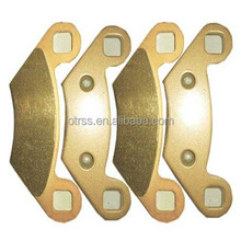 China quality best motorcycle brake pads