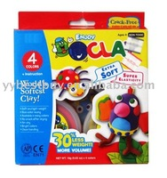 super light bouncing play dough/modeling clay