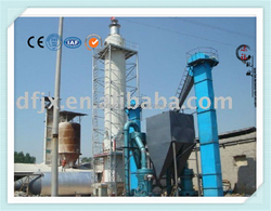 Top quality and low cost plaster of paris manufacturing plant