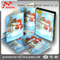 China factory handmade jumbo greeting cards
