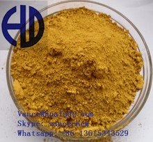 China Factory Transparent Pigment yellow Iron Oxide For Solvent base Paints