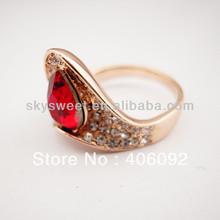 Anillo de diamante, anillo de oro, anillo de plata