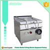 New commercial gas and electric tilting braising pan with 70L