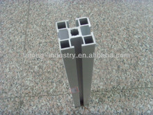 Extruded profile Aluminium Solar Mount Rail