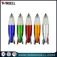 Best nice looking promotional bullet plastic ball pen